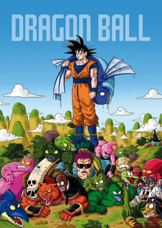 DBZ Goku victimes