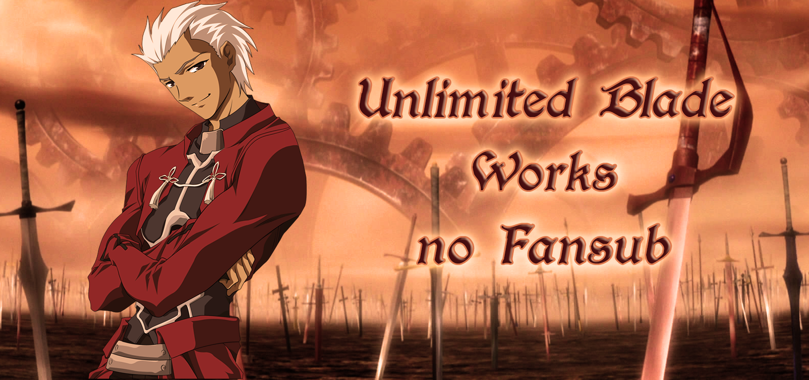 Bannière de la team Unlimited Blade Works