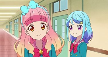 Aikatsu Friends!, telecharger en ddl
