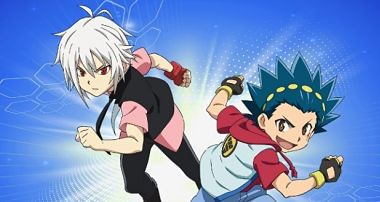 Telecharger Beyblade Burst  DDL