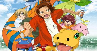 Digimon Savers, telecharger en ddl