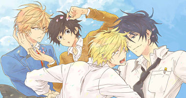 Telecharger Hitorijime my Hero DDL
