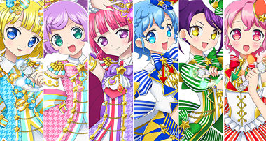 Telecharger Idol time pripara DDL