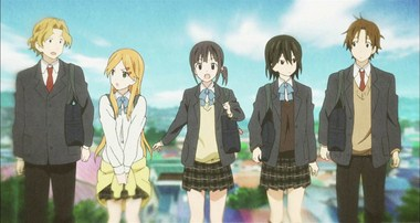 Kokoro Connect, telecharger en ddl