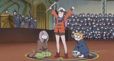 Telecharger Little Witch Academia (TV) DDL