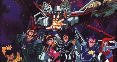 Mobile Fighter G-Gundam, telecharger en ddl
