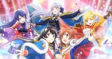 Telecharger Shoujo Kageki Revue Starlight DDL