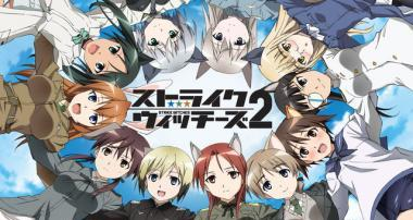 Strike Witches 2, telecharger en ddl