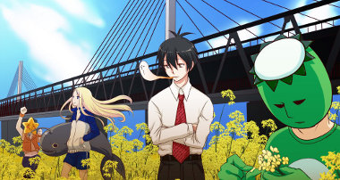 Arakawa Under the Bridge S2, telecharger en ddl