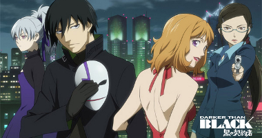Darker than Black S2, telecharger en ddl