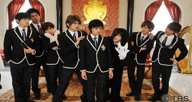 Telecharger Ouran High School Host Club DDL