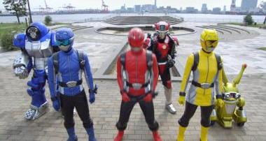 Tokumei Sentai Go-Busters the Movie, telecharger en ddl