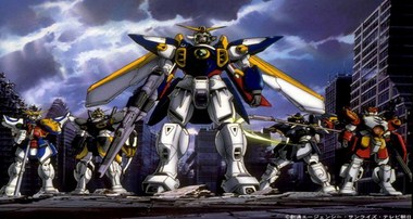 Telecharger Gundam Wing Le Film DDL
