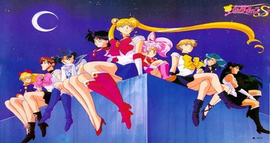 Sailor Moon Super S, telecharger en ddl