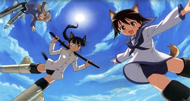 Strike Witches Le Film, telecharger en ddl