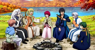 Telecharger Akatsuki No Yona DDL