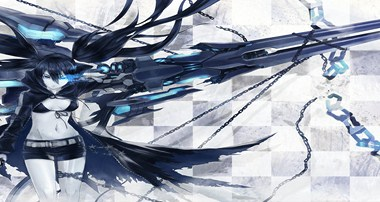 Black Rock Shooter OAV, telecharger en ddl