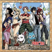 Fairy Tail OST 3, telecharger en ddl