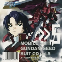 Gundam SEED SUIT CD 5, telecharger en ddl