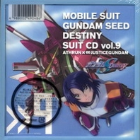 Gundam SEED DESTINY SUIT CD 9, telecharger en ddl