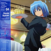 Hayate no Gotoku! 2nd Season - Character CD 04, telecharger en ddl