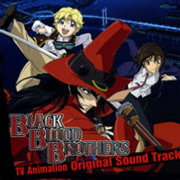 Black Blood Brothers OST, telecharger en ddl