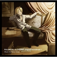 Fullmetal Alchemist Brotherhood OST 1, telecharger en ddl