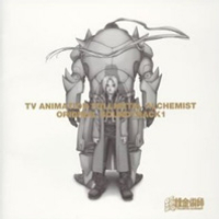 Full metal Alchemist OST 1, telecharger en ddl