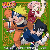 Telecharger Naruto OST III DDL