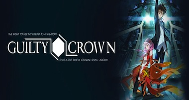 Guilty Crown, telecharger en ddl