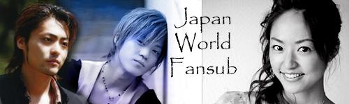 Bannière de la team Japan World Fansub